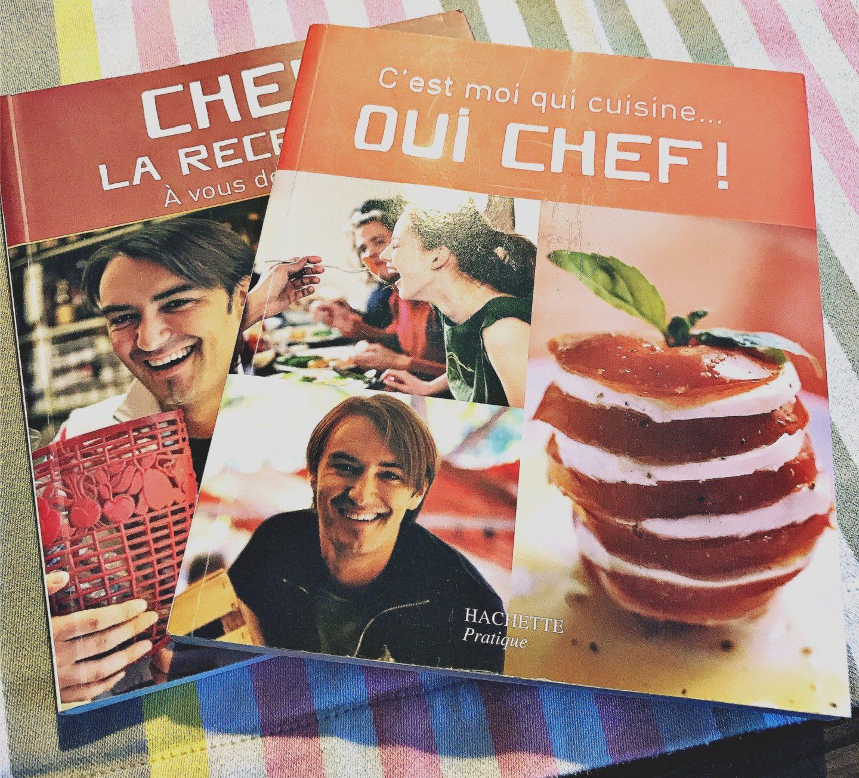 livres cuisine Lignac 2