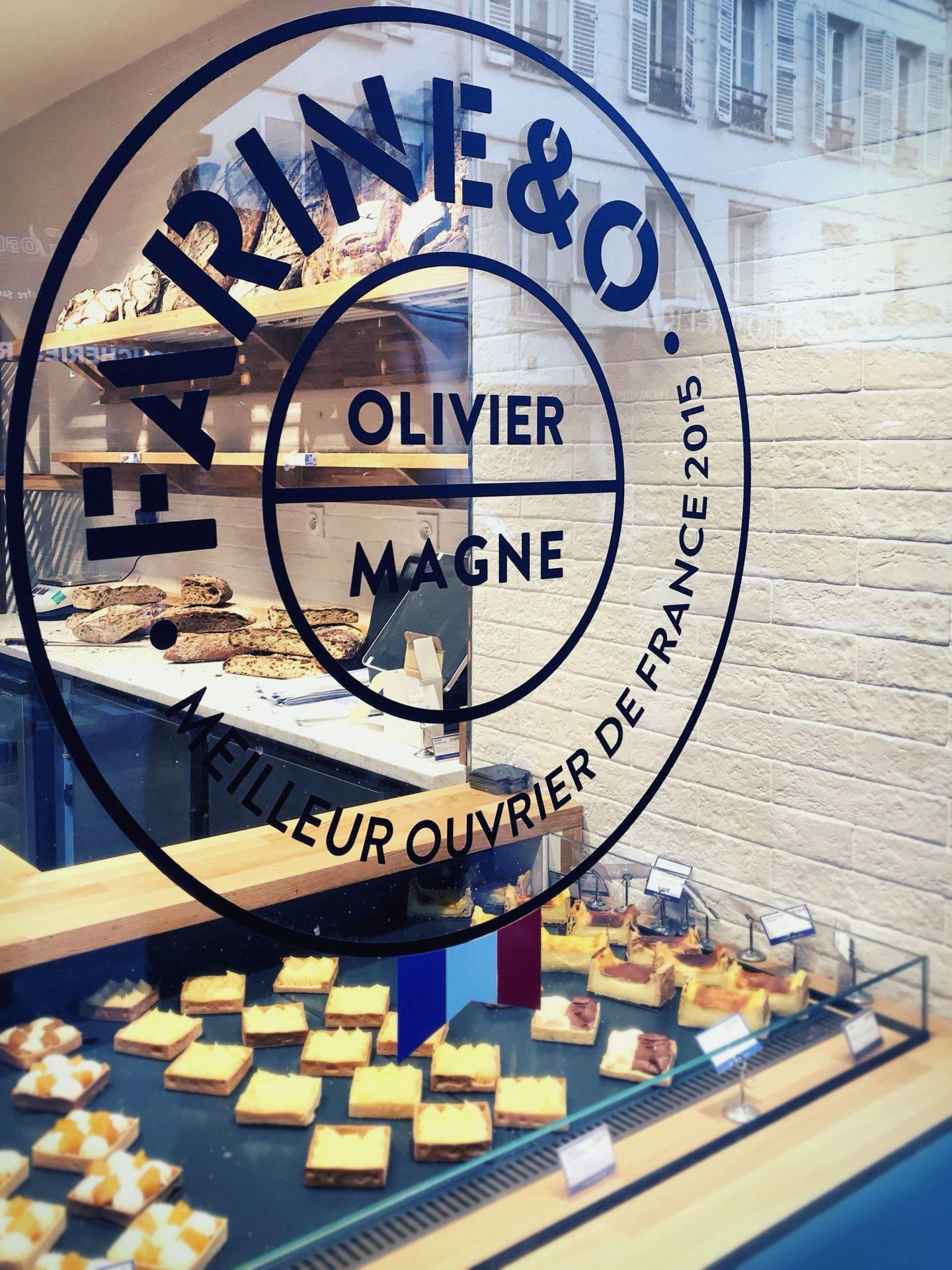 vitrine Olivier Magne Farine & O