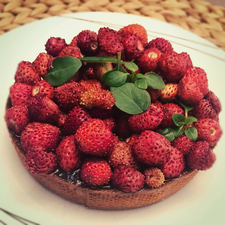 tarte_fraises_Cédric_Grolet