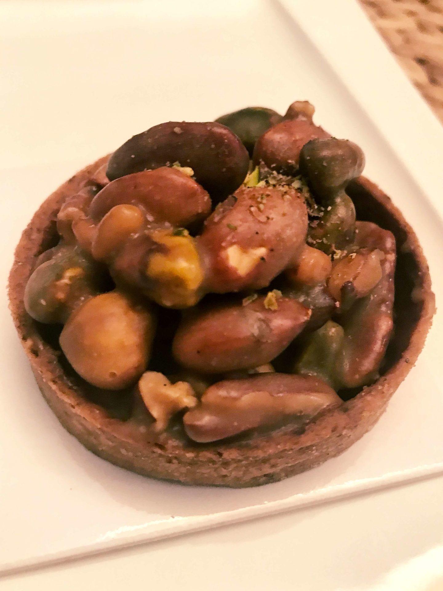 tarte fruits secs pâtisserie Karamel 2