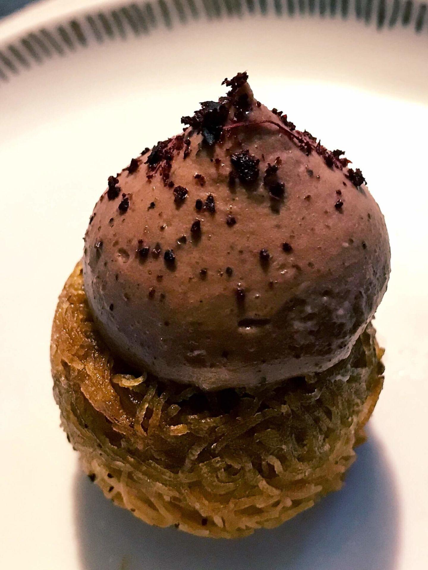 nid d'ange chocolat sumac Maison Aleph 2