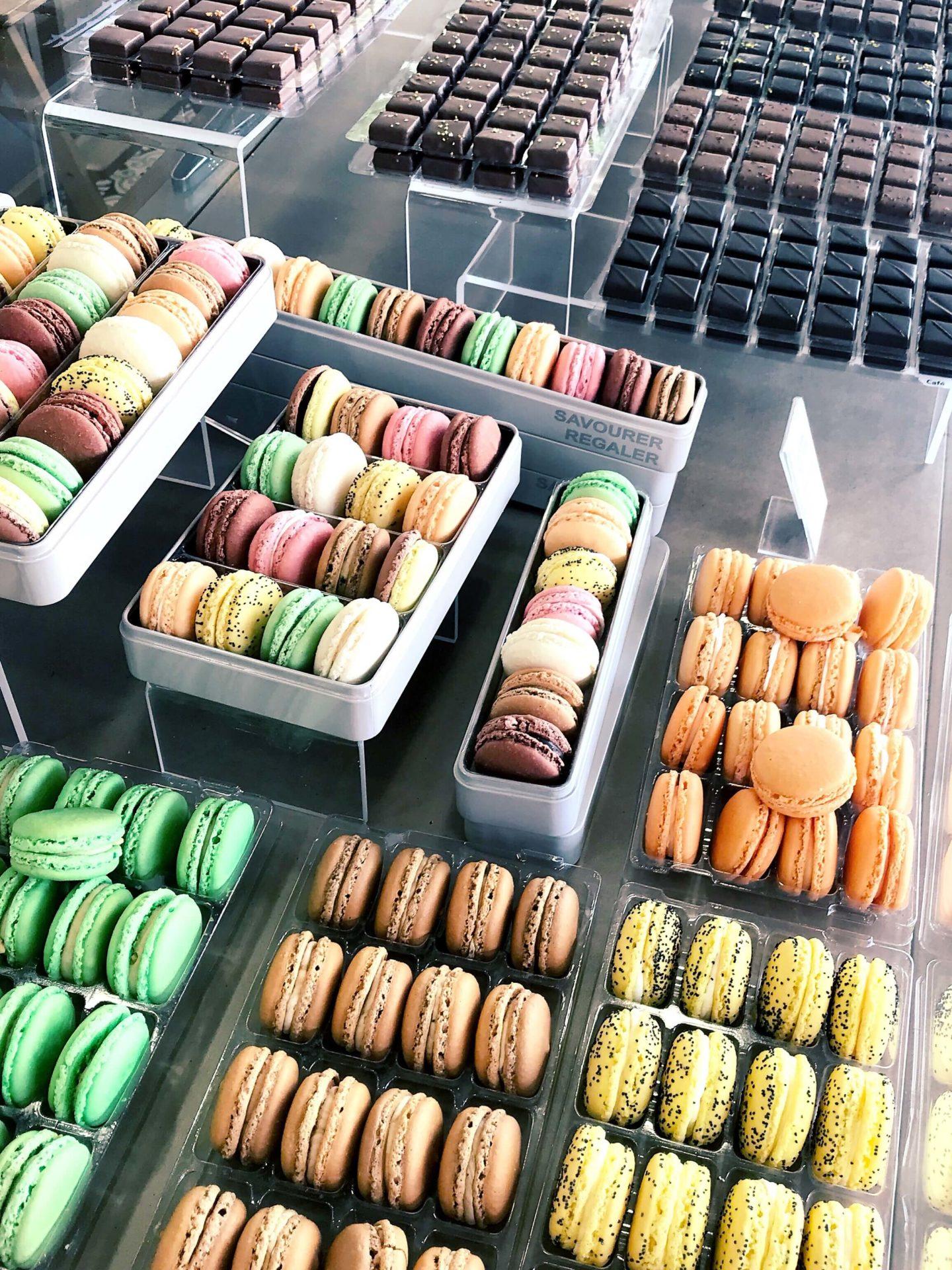 macarons Nicolas Bernardé