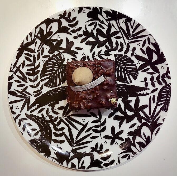 entremet tonka chocolat Philippe Conticini 3